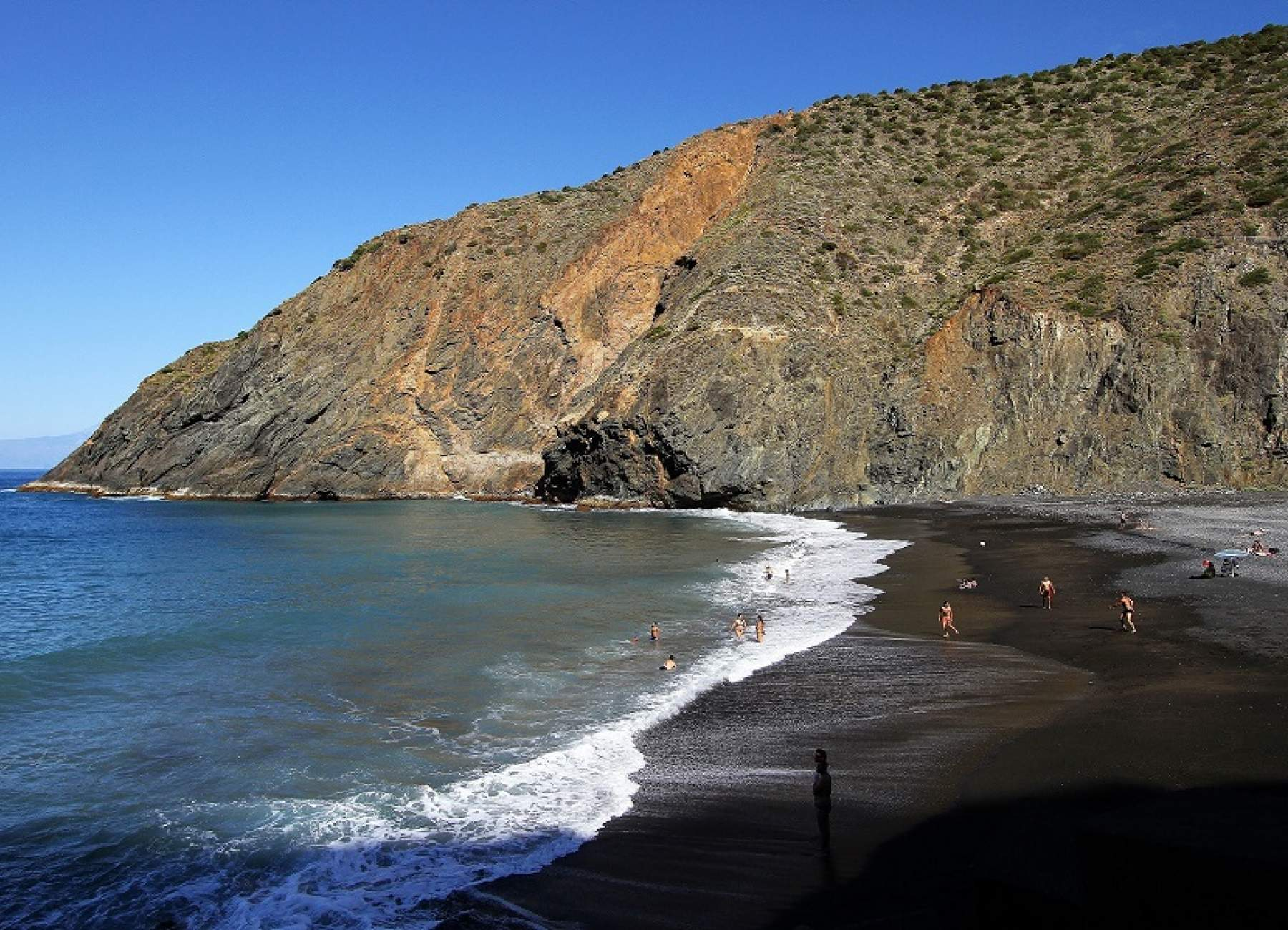 La Gomera beaches