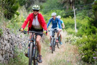 Bike tour on La Gomera
