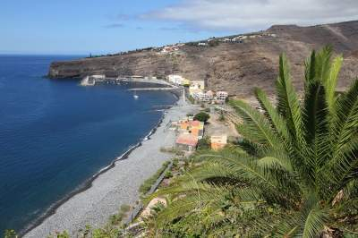 Playas Santiago on La Gomera